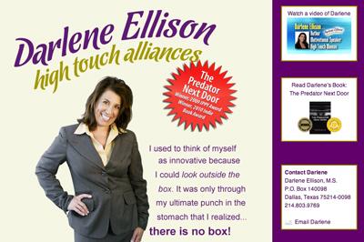 darleneellison.com website