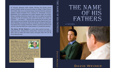 The Name of His Fathers book cover