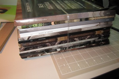 Restoration Hardware 17-pound catalog series
