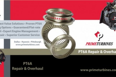 Prime Turbines Trade Show Booth