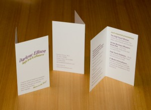 Darlene Ellison business cards