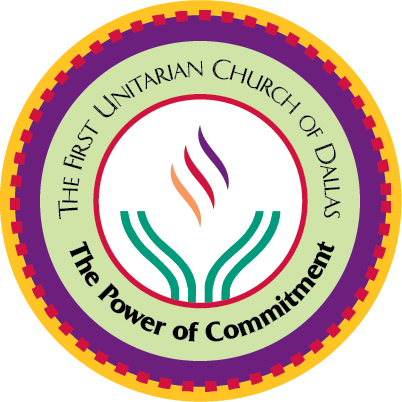 First Unitarian Church of Dallas annual canvass logo