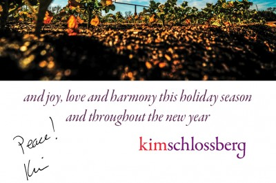 Happy Holidays from Kim Schlossberg Designs