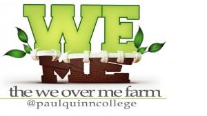 We Over Me Farm logo