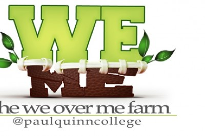 We Over Me Farm logo
