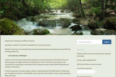 Don Zablosky website home page