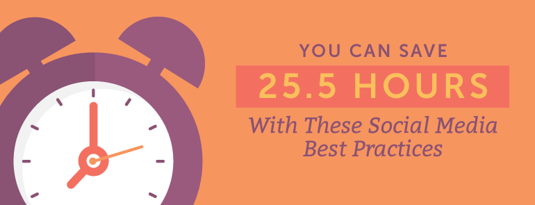 CoSchedule Social Media time saving tips