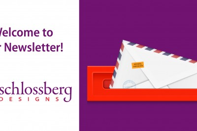 Welcome to the Kim Schlossberg Designs newsletter
