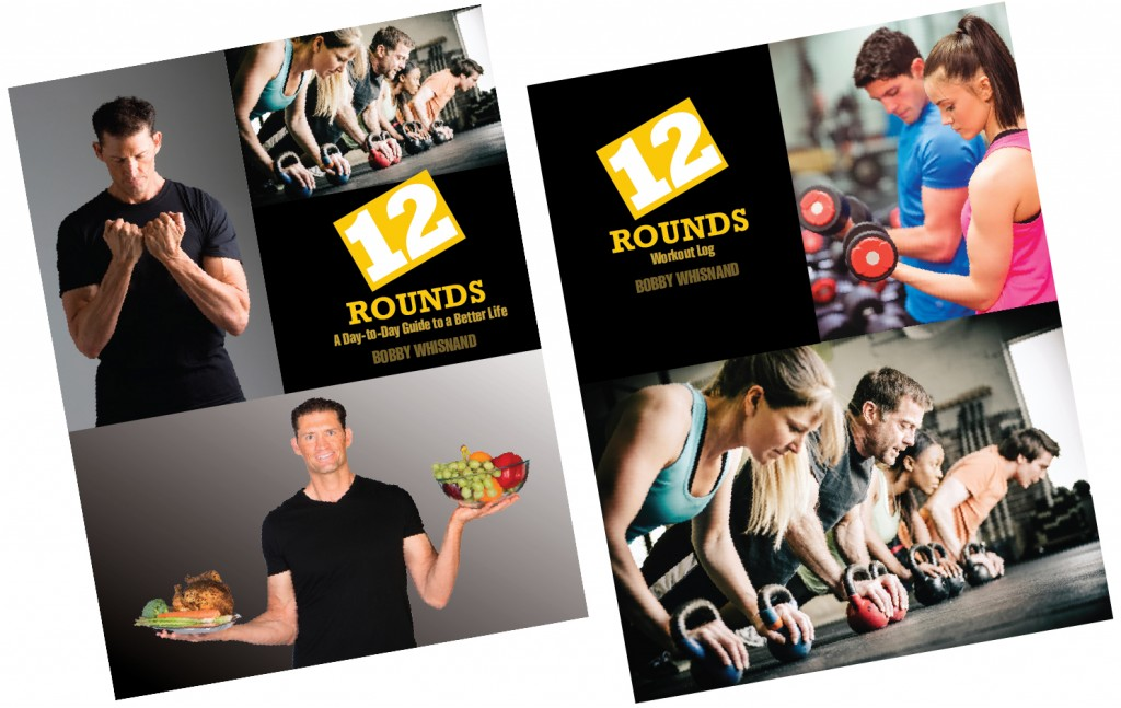 12 Rounds by Bobby Whisnand book covers