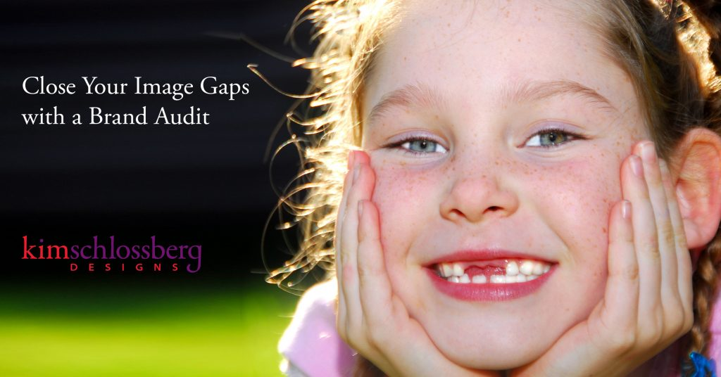 Close Your Image Gap with a Brand Audit Kim Schlossberg Designs