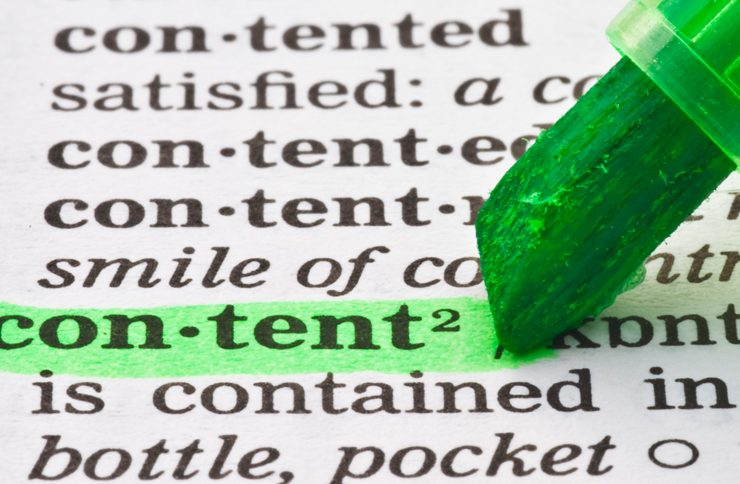 25 content marketing terms image