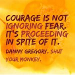 Courage - Danny Gregory