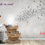 Is there a book in you by Kim Schlossberg Designs