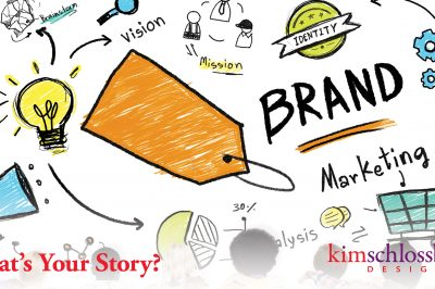 What's Your Story? by Kim Schlossberg Designs