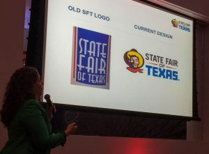 State Fair of Texas old and new logos