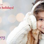 Holiday marketing from Kim Schlossberg Designs