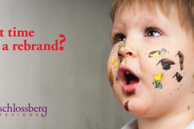 Is it time for a rebrand by Kim Schlossberg Designs
