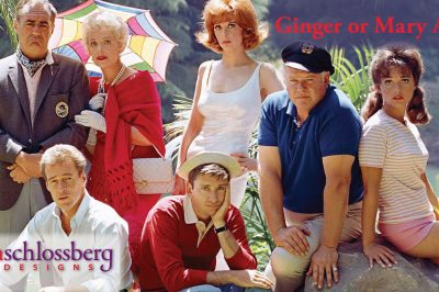 Ginger or Mary Ann? Customer personas by Kim Schlossberg Designs