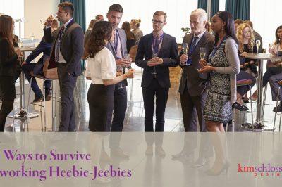 16 Ways to Survive Networking Heebie-Jeebies