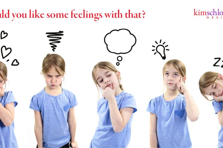 Put some heart in it by Kim Schlossberg Designs
